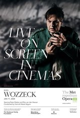 The Metropolitan Opera: Wozzeck (2020) - Live Movie Poster