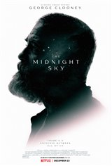 The Midnight Sky (Netflix) Movie Poster