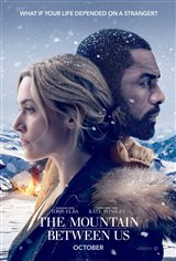 The Mountain Between Us Movie Poster Movie Poster