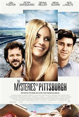 The Mysteries of Pittsburgh Movie Poster