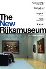 The New Rijksmuseum Movie Poster