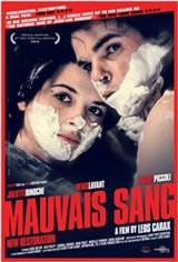 The Night Is Young (Mauvais sang) Movie Poster