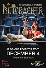 The Nutcracker - The National Ballet of Canada Movie Poster