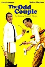 The Odd Couple (1968) Movie Poster