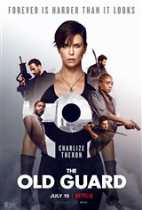 The Old Guard (Netflix) Movie Poster