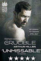 The Old Vic's The Crucible Movie Poster