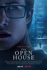 The Open House (Netflix) Movie Poster