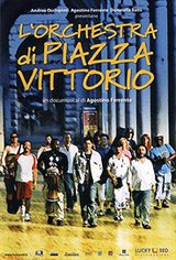 The Orchestra of Piazza Vittorio Movie Poster