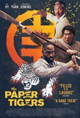 The Paper Tigers Movie Poster Movie Poster