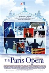 The Paris Opera (L'Opera) Large Poster