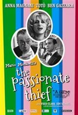 The Passionate Thief Movie Poster