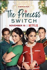 The Princess Switch (Netflix) Movie Poster