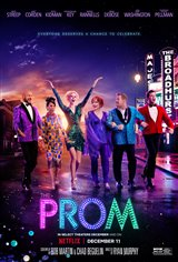 The Prom (Netflix) Movie Poster
