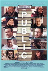 The Public Movie Poster