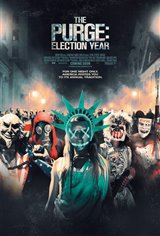 The Purge: Election Year Movie Poster