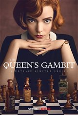 The Queen's Gambit (Netflix) Movie Poster