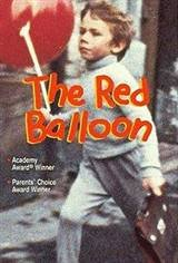 The Red Balloon (Le Ballon rouge) Movie Poster