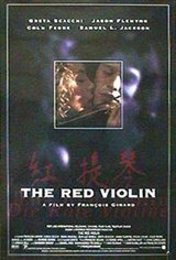 The Red Violin Movie Poster