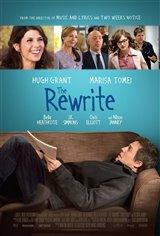 The Rewrite Movie Poster