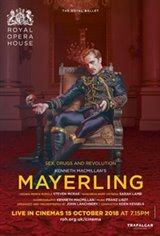 The Royal Ballet: Mayerling Movie Poster
