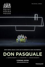 The Royal Opera House: Don Pasquale Movie Poster
