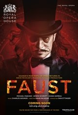 The Royal Opera House: Faust Large Poster