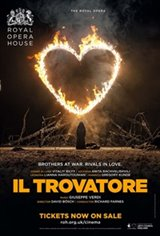 The Royal Opera House: Il trovatore ENCORE Movie Poster