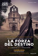 The Royal Opera House: La forza del destino Movie Poster