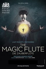 The Royal Opera House: The Magic Flute (Die Zauberflöte) Movie Poster
