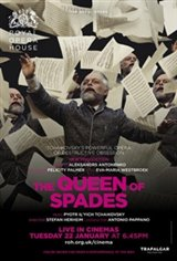 The Royal Opera House: The Queen of Spades Movie Poster