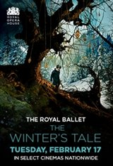 The Royal Opera House: The Winter's Tale Movie Poster