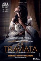The Royal Opera House's La Traviata Movie Poster