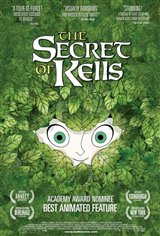 The Secret of Kells Large Poster