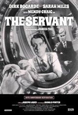 The Servant (1963) Movie Poster