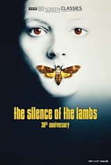 The Silence of the Lambs 30th Anniversary presented by TCM Movie Poster