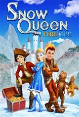 The Snow Queen 3: Fire and Ice (Snezhnaya koroleva 3. Ogon i led) Movie Poster