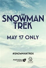 The Snowman Trek Movie Poster