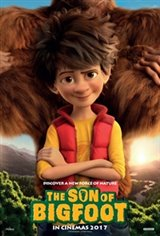 The Son of Bigfoot Movie Poster