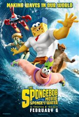 The SpongeBob Movie: Sponge Out of Water Large Poster