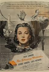 The Strange Woman (1946) Movie Poster