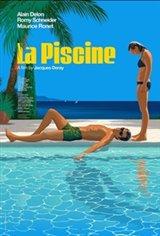 The Swimming Pool (La Piscine) Movie Poster