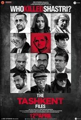 The Tashkent Files (Hindi) Movie Poster