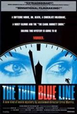 The Thin Blue Line Movie Poster