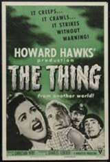 The Thing from Another World (1951) Movie Poster