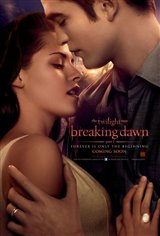 The Twilight Saga: Breaking Dawn - Part 1 Large Poster