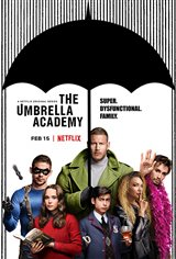 The Umbrella Academy (Netflix) Movie Poster