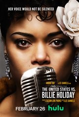 The United States vs. Billie Holiday Movie Poster