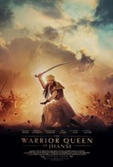 The Warrior Queen of Jhansi Large Poster