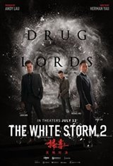 The White Storm 2: Drug Lords Movie Poster