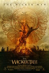 The Wicker Tree Large Poster